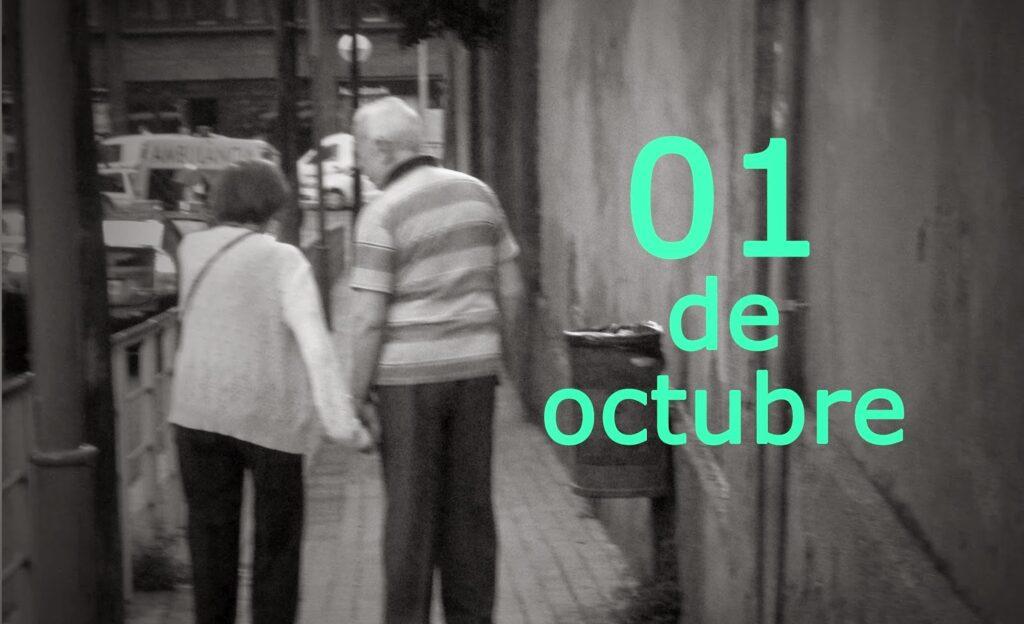 01 de octubre día internacional de las personas mayores